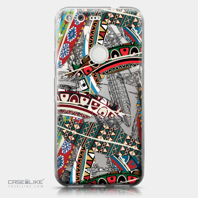 Google Pixel case Indian Tribal Theme Pattern 2055 | CASEiLIKE.com