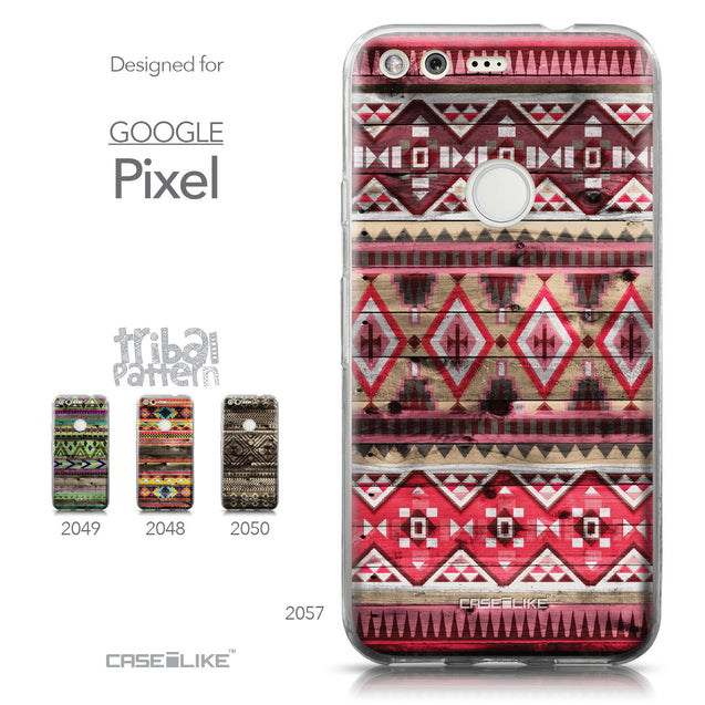 Google Pixel case Indian Tribal Theme Pattern 2057 Collection | CASEiLIKE.com