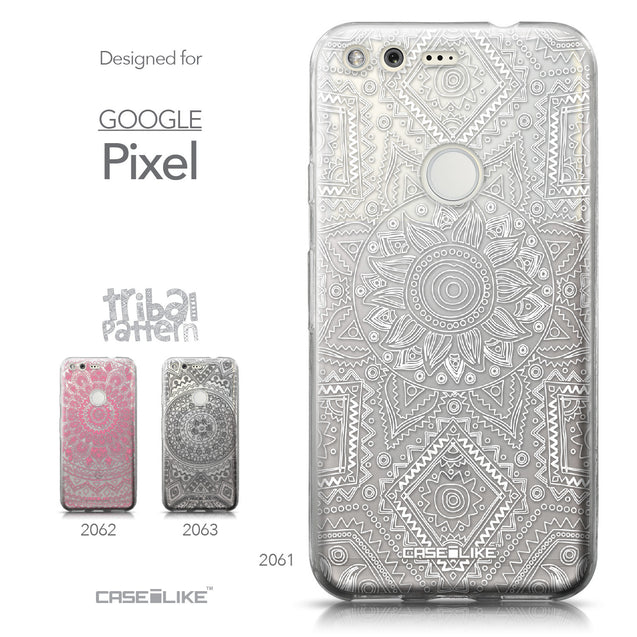 Google Pixel case Indian Line Art 2061 Collection | CASEiLIKE.com
