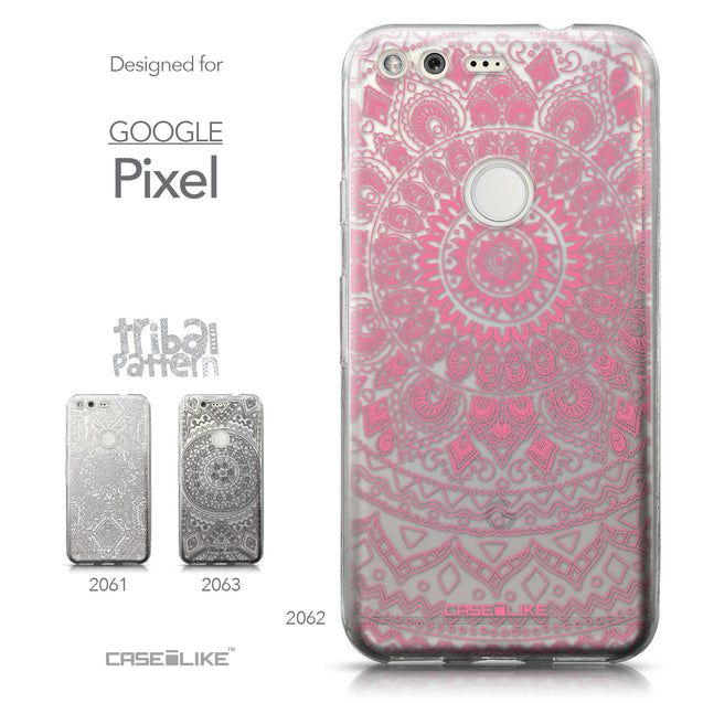 Google Pixel case Indian Line Art 2062 Collection | CASEiLIKE.com