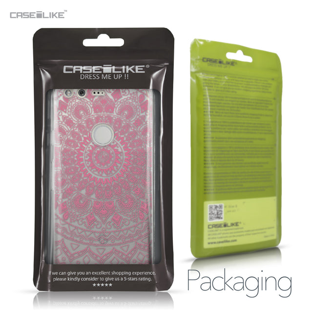 Google Pixel case Indian Line Art 2062 Retail Packaging | CASEiLIKE.com