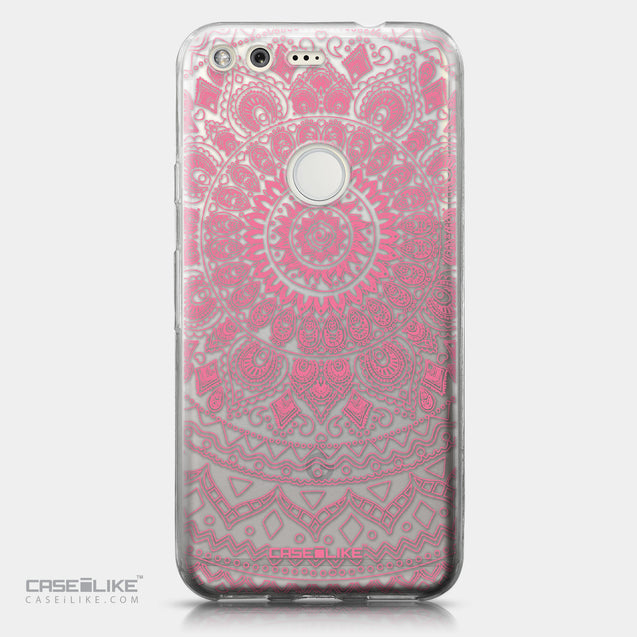 Google Pixel case Indian Line Art 2062 | CASEiLIKE.com