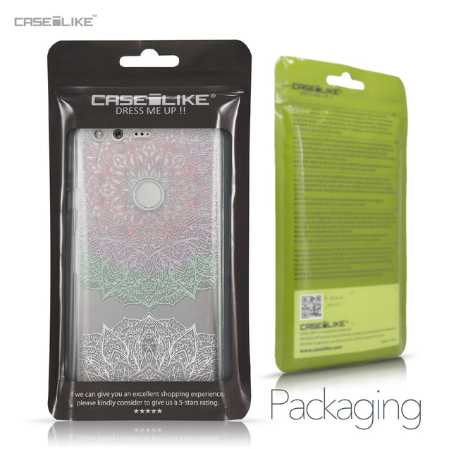 Google Pixel case Mandala Art 2092 Retail Packaging | CASEiLIKE.com