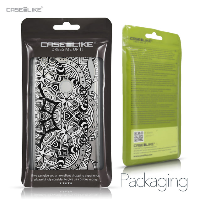 Google Pixel case Mandala Art 2096 Retail Packaging | CASEiLIKE.com