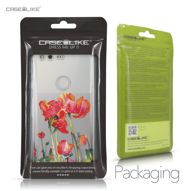 Google Pixel case Watercolor Floral 2230 Retail Packaging | CASEiLIKE.com
