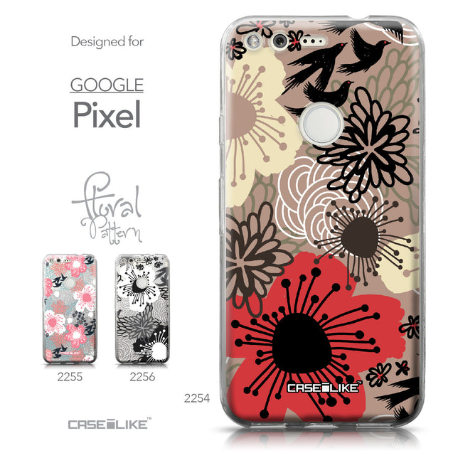 Google Pixel case Japanese Floral 2254 Collection | CASEiLIKE.com