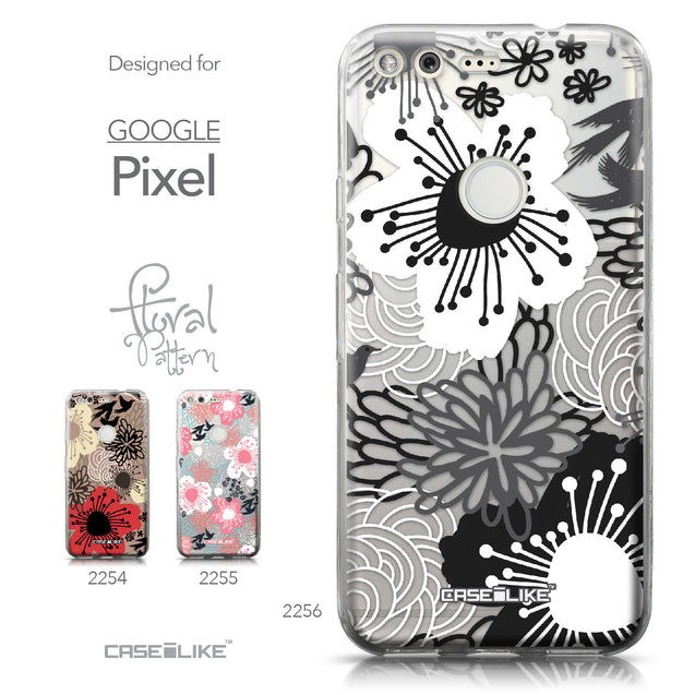 Google Pixel case Japanese Floral 2256 Collection | CASEiLIKE.com