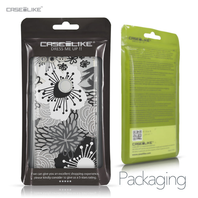 Google Pixel case Japanese Floral 2256 Retail Packaging | CASEiLIKE.com