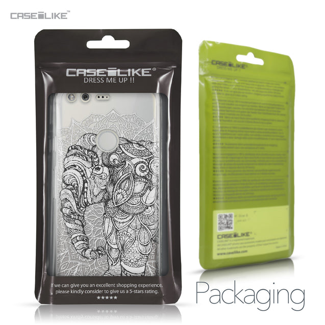Google Pixel case Mandala Art 2300 Retail Packaging | CASEiLIKE.com