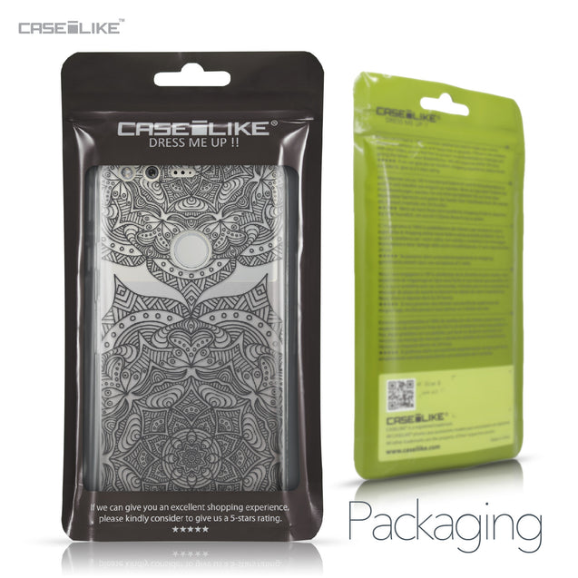 Google Pixel case Mandala Art 2304 Retail Packaging | CASEiLIKE.com