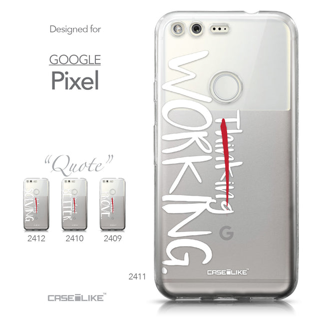 Google Pixel case Quote 2411 Collection | CASEiLIKE.com