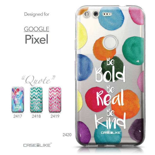 Google Pixel case Quote 2420 Collection | CASEiLIKE.com