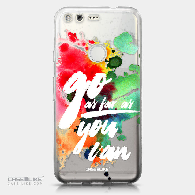 Google Pixel case Quote 2424 | CASEiLIKE.com