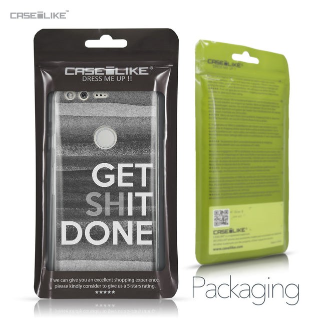 Google Pixel case Quote 2429 Retail Packaging | CASEiLIKE.com