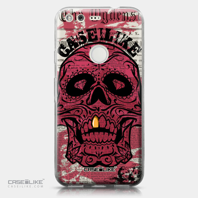 Google Pixel case Art of Skull 2523 | CASEiLIKE.com