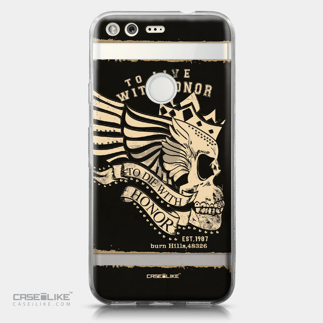 Google Pixel case Art of Skull 2529 | CASEiLIKE.com