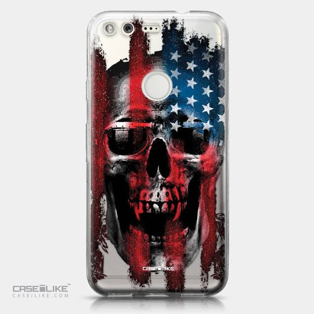 Google Pixel case Art of Skull 2532 | CASEiLIKE.com