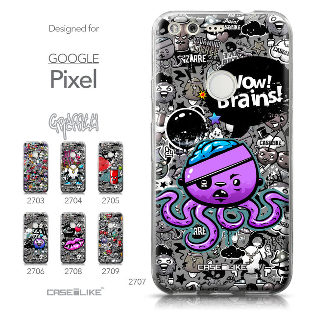 Google Pixel case Graffiti 2707 Collection | CASEiLIKE.com