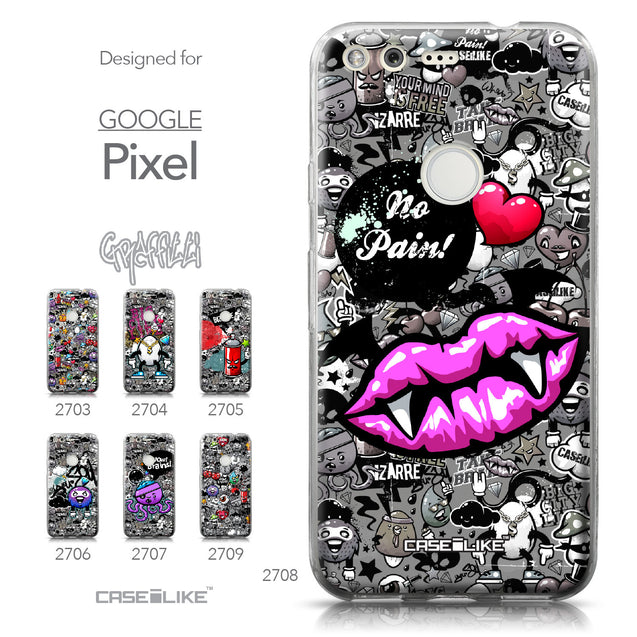Google Pixel case Graffiti 2708 Collection | CASEiLIKE.com