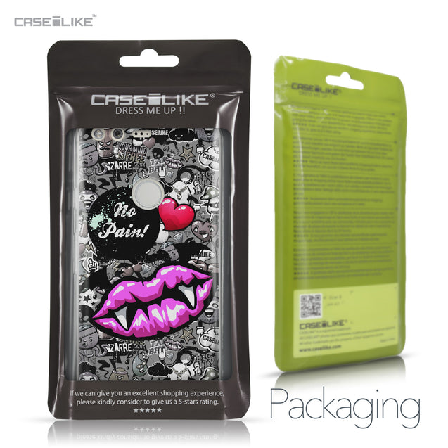 Google Pixel case Graffiti 2708 Retail Packaging | CASEiLIKE.com