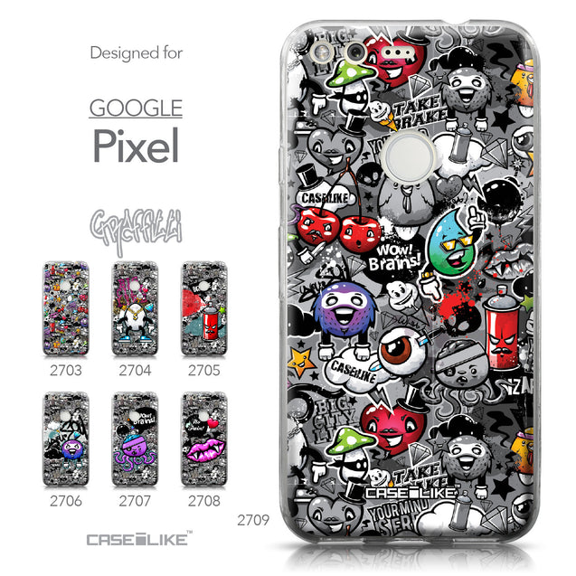 Google Pixel case Graffiti 2709 Collection | CASEiLIKE.com
