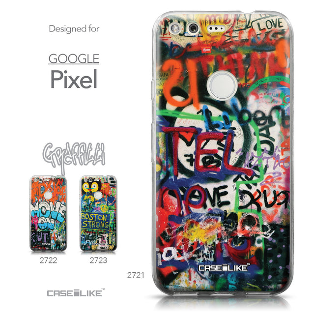 Google Pixel case Graffiti 2721 Collection | CASEiLIKE.com