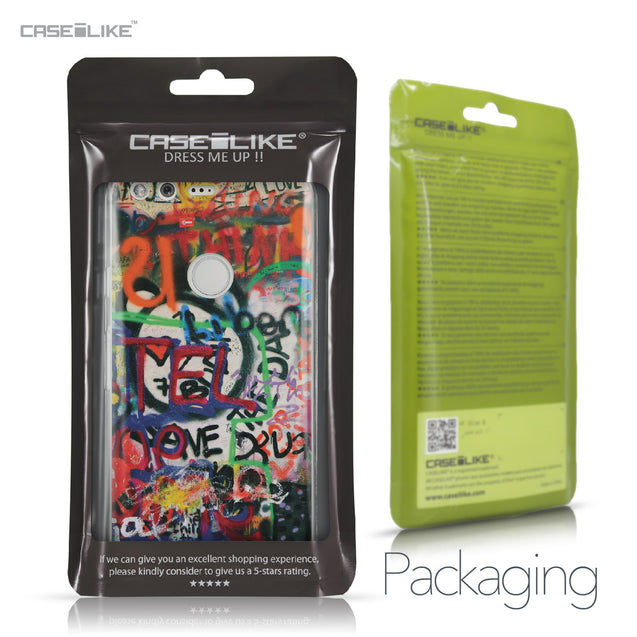 Google Pixel case Graffiti 2721 Retail Packaging | CASEiLIKE.com