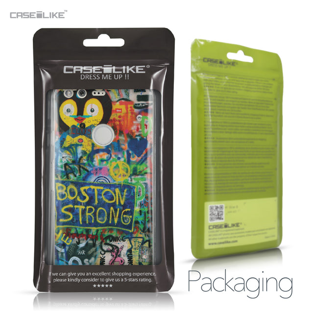 Google Pixel case Graffiti 2723 Retail Packaging | CASEiLIKE.com