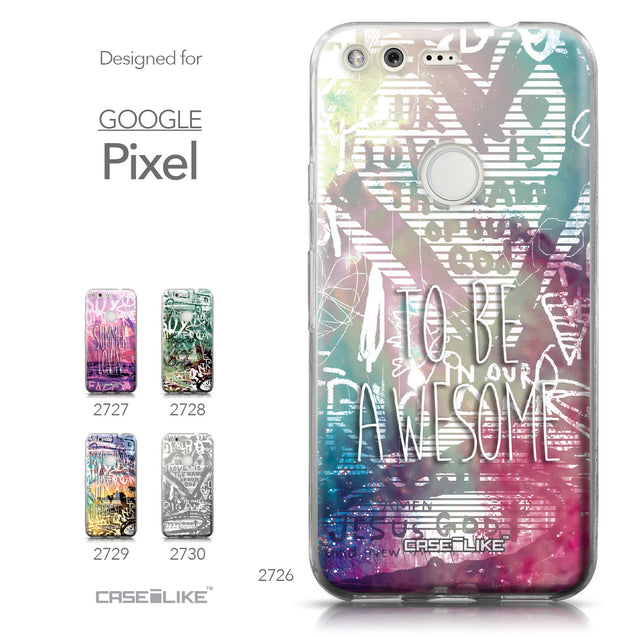 Google Pixel case Graffiti 2726 Collection | CASEiLIKE.com