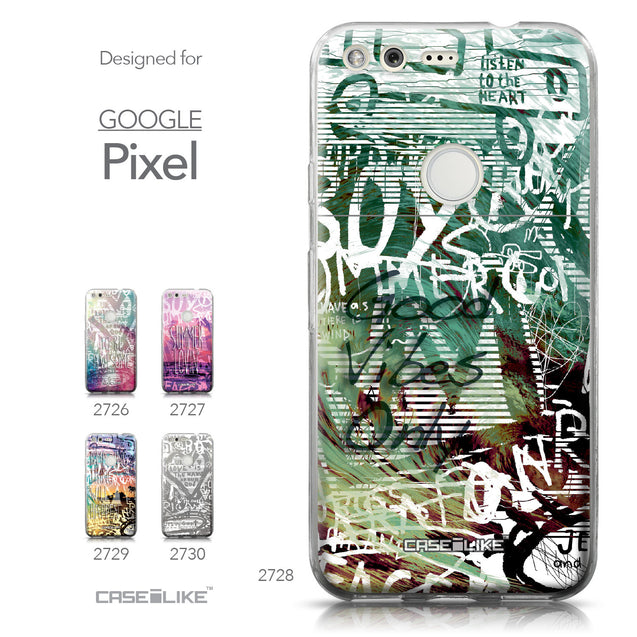 Google Pixel case Graffiti 2728 Collection | CASEiLIKE.com