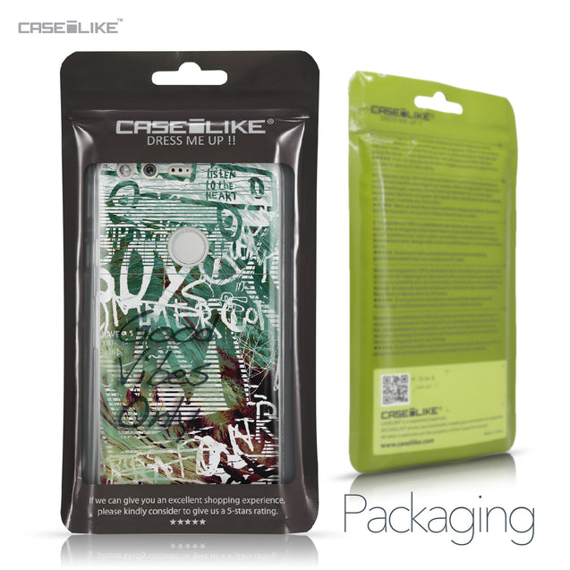 Google Pixel case Graffiti 2728 Retail Packaging | CASEiLIKE.com