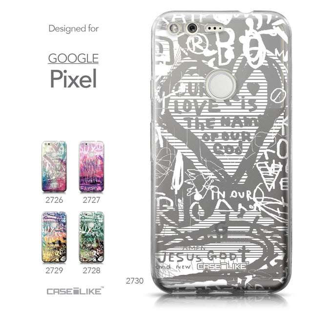 Google Pixel case Graffiti 2730 Collection | CASEiLIKE.com