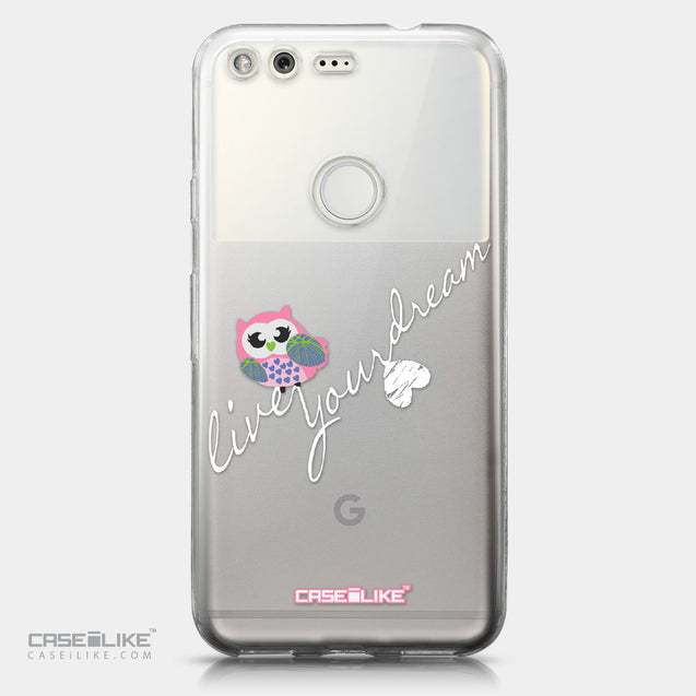 Google Pixel case Owl Graphic Design 3314 | CASEiLIKE.com