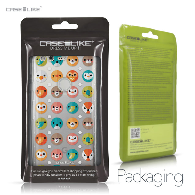 Google Pixel case Animal Cartoon 3638 Retail Packaging | CASEiLIKE.com