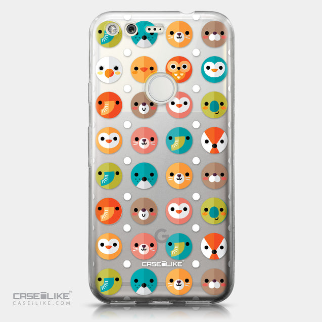 Google Pixel case Animal Cartoon 3638 | CASEiLIKE.com