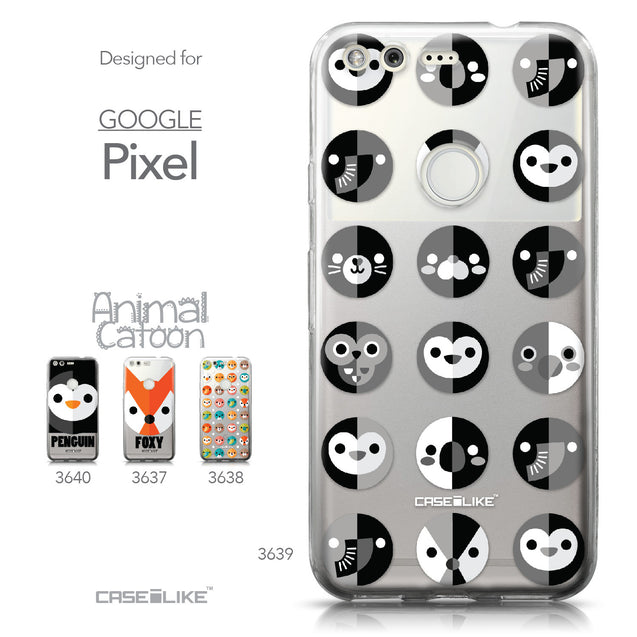 Google Pixel case Animal Cartoon 3639 Collection | CASEiLIKE.com
