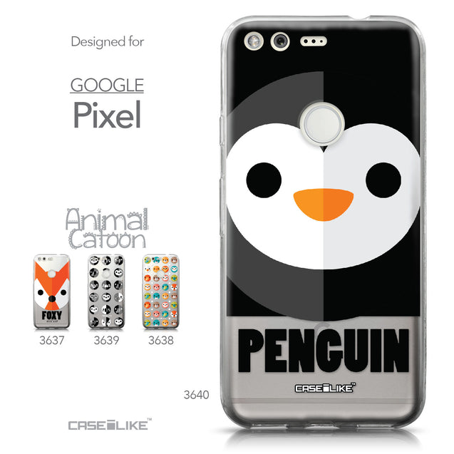 Google Pixel case Animal Cartoon 3640 Collection | CASEiLIKE.com