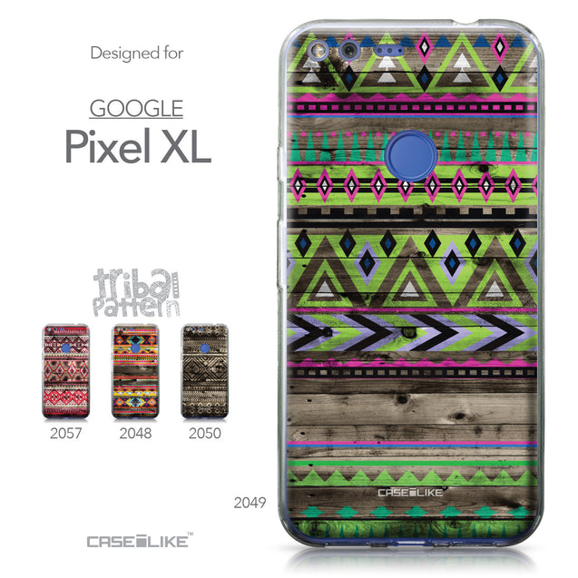 Google Pixel XL case Indian Tribal Theme Pattern 2049 Collection | CASEiLIKE.com