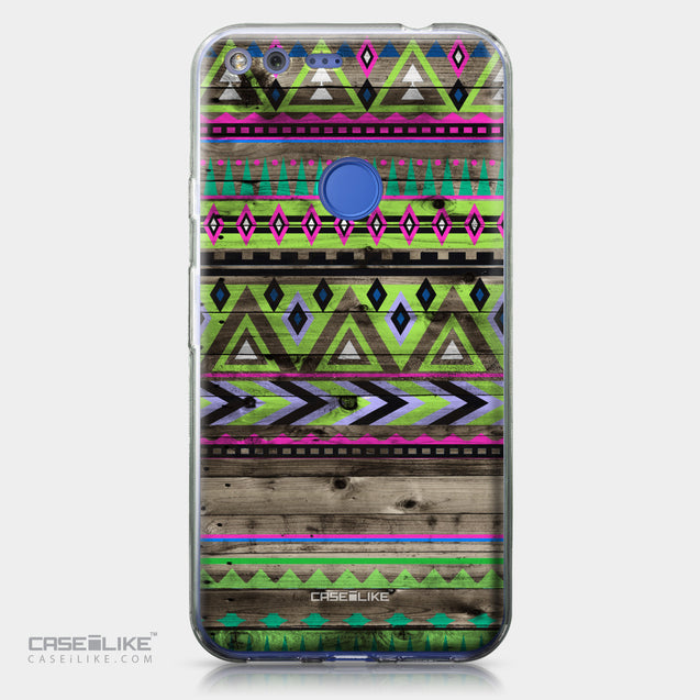 Google Pixel XL case Indian Tribal Theme Pattern 2049 | CASEiLIKE.com