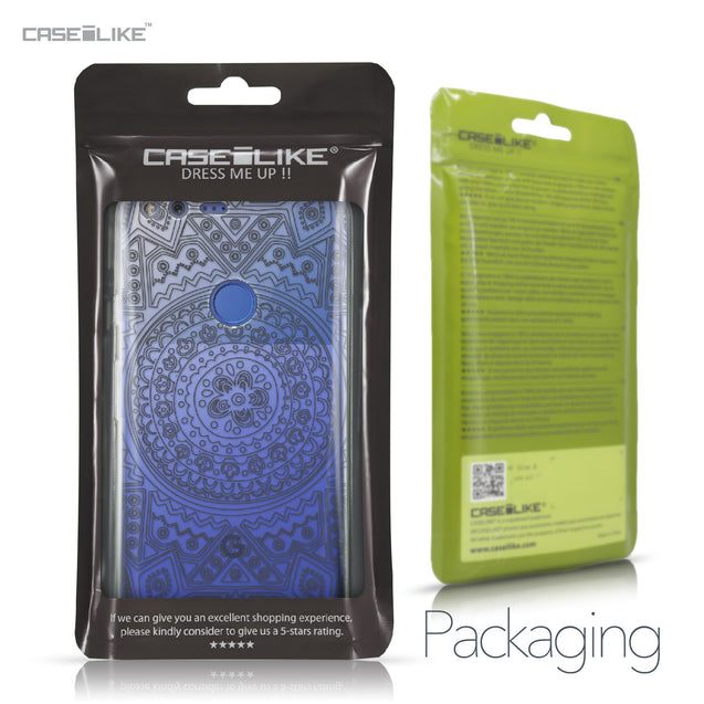 Google Pixel XL case Indian Line Art 2063 Retail Packaging | CASEiLIKE.com