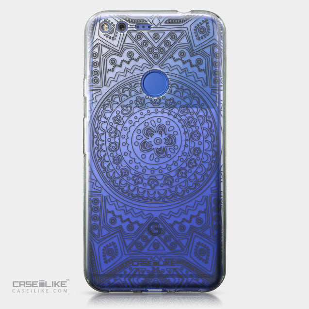 Google Pixel XL case Indian Line Art 2063 | CASEiLIKE.com