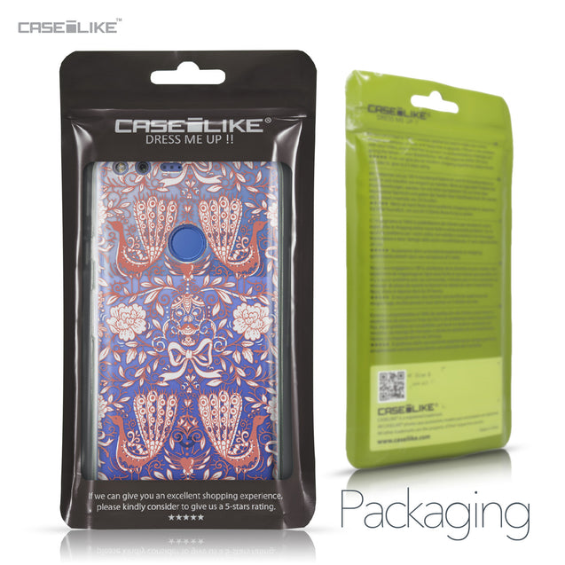 Google Pixel XL case Roses Ornamental Skulls Peacocks 2237 Retail Packaging | CASEiLIKE.com