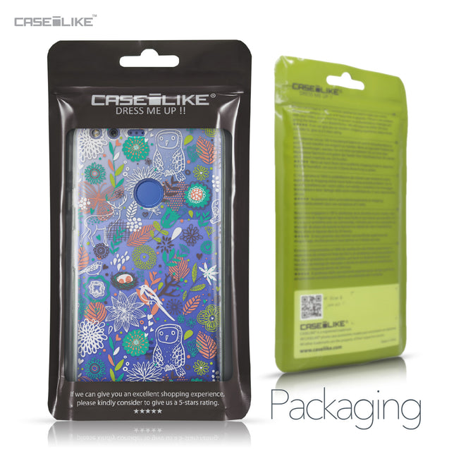 Google Pixel XL case Spring Forest White 2241 Retail Packaging | CASEiLIKE.com