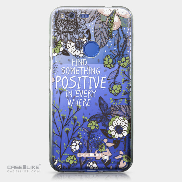 Google Pixel XL case Blooming Flowers 2250 | CASEiLIKE.com