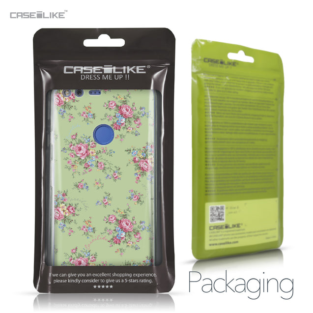 Google Pixel XL case Floral Rose Classic 2262 Retail Packaging | CASEiLIKE.com