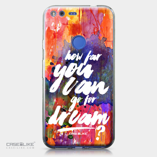 Google Pixel XL case Quote 2421 | CASEiLIKE.com
