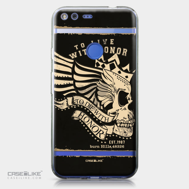 Google Pixel XL case Art of Skull 2529 | CASEiLIKE.com