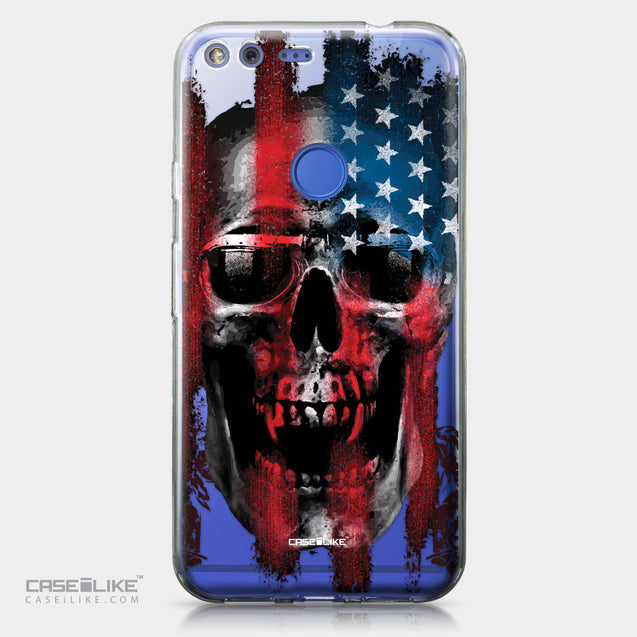 Google Pixel XL case Art of Skull 2532 | CASEiLIKE.com
