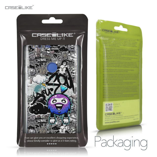 Google Pixel XL case Graffiti 2706 Retail Packaging | CASEiLIKE.com