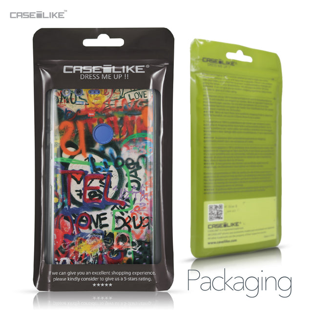 Google Pixel XL case Graffiti 2721 Retail Packaging | CASEiLIKE.com